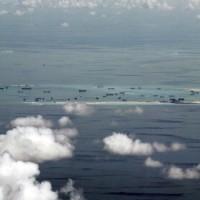 挑釁? 美驅逐艦駛入美濟礁12海浬