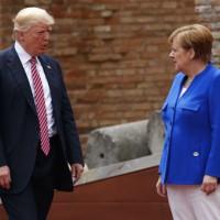G7氣候議題未達共識 梅克爾隔空嗆聲川普