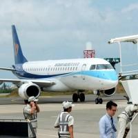 Mandarin Airlines triples number of flights between Taiwan and Penghu
