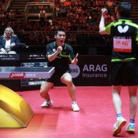 Chinese Taipei team sets new national record at World Table Tennis Championships