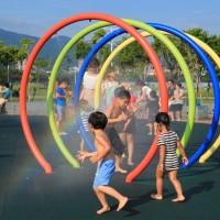 Free water fun at Dajia Riverside Park in Taipei starts June 10