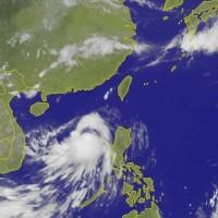 第2號颱風莫柏將形成 不直接影響台灣