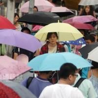 梅雨鋒漸遠離 周三轉夏季天氣