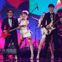 Taiwanese nurse group infuriated by dancers' skimpy outfits at Golden Melody