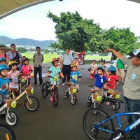 Registration for free kids' biking camp in Taipei to begin July 1