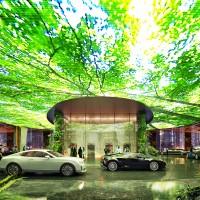 杜拜再砸重金 沙漠中建「熱帶雨林酒店」