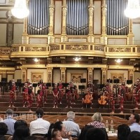 Nantou Chin-ai String Orchestra wins first prize at Vienna's international youth music festival
