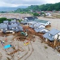 豪雨重創日本九州 死亡人數增至32