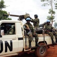 中非共和國衝突 聯合國維和部隊1人喪生