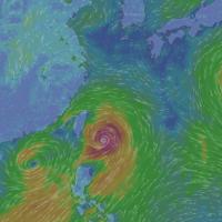 海上警報發布 尼莎最快今轉中颱
