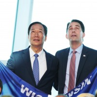 Foxconn joins Wisconsin companies to create investment fund