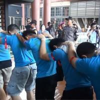 印尼遣送台詐騙犯至陸 陸委會嚴正抗議