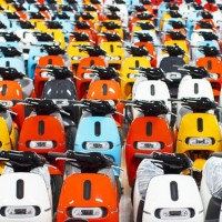 Gogoro revs up Taiwan's green transport