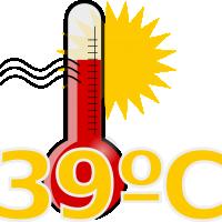 全台高溫屢破紀錄 胸悶胸痛呼吸喘 當心是熱傷害