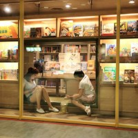 Eslite officially opens longest book street in Taiwan