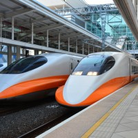 Free high speed rail to Taoyuan for EVA and China Airlines passengers