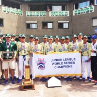 Taiwan wins 5th straight LLB Junior League World Series title