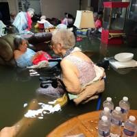 哈維颶風恐回頭  休士頓救災與時間拔河