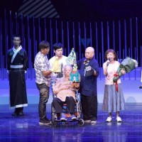 Traditional arts and music honored at Golden Melody Awards