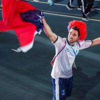 Argentine athletes warned by FISU for carrying Taiwanese flags at Universiade closing ceremony