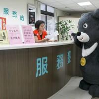 世大運吉祥物熊讚失業不失志 模特兒經紀公司 北市府都提供工作