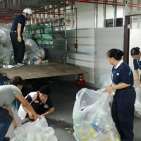 390,000 PET bottles collected from Universiade  Athletes' Village