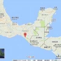 墨西哥外海傳規模8地震  7國發海嘯警報  外交部:尚無台人傷亡傳出