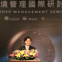 葉俊榮:感謝泰利 讓「國境管理國際研討會」順利舉行