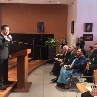 聯大開議期間  環保署長李應元赴美發布台首部永續發展目標報告