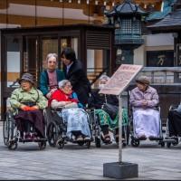日本90歲以上老人逾200萬   人瑞數字卻屈居亞軍