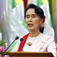 緬甸逮捕《路透社》記者遭國際譴責 翁山蘇姬:不滿意請指出判決書問題
