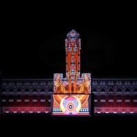 響應「白晝之夜」 總統府光雕秀與全民編織歷史
