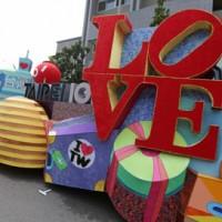 雙十慶典46輛主題花車遊行   警政署力拼治安交通
