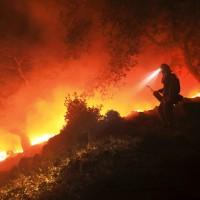 北加州野火已23死逾600人失聯 2萬人疏散