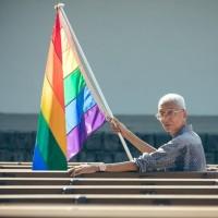 EU picks Taiwanese LGBTI activist icon as human rights defender