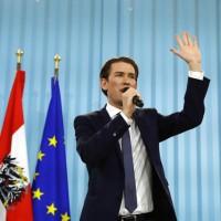 奧地利大選結束 庫爾茨或成歐盟最年輕領導人