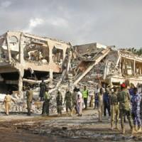 索馬利亞首都大貨車炸彈恐攻  死亡人數上修至276人