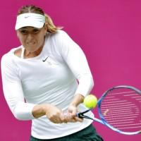 走出禁賽風波 Maria Sharapova 天津女網成功封后