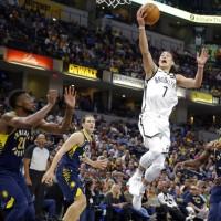 【NBA新球季】林書豪奪18分因傷退場    籃網不敵溜馬吞首敗