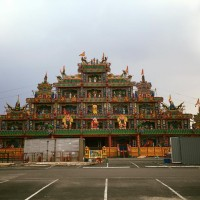 100-year temple festival coming to Nantou's Zhushan township next week