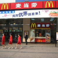 門市經營權賣中資後  中國麥當勞證實改名「金拱門」