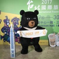 互動打擊秀、巨型喔熊畫糖、AR生態海洋體驗 盡在臺灣ITF主題館