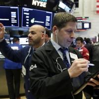 美科技股飆漲激勵 台股再創27年新高