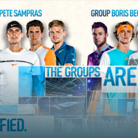 Draws for Nitto ATP Finals