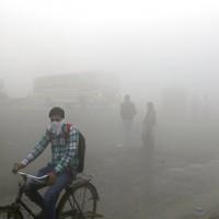 印度新德里空氣糟如「毒氣室」 聯航暫時停飛