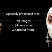 iPhone X的臉部辨識可輕易用「面具」解鎖?
