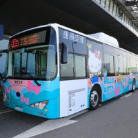 More electric buses to be introduced in Central Taiwan