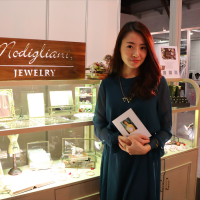 Emotion and passion embodied in Modigliani Jewelry at Taipei IN Style