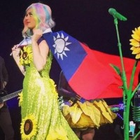 Katy Perry banned from China for wearing Taiwan flag in 2015