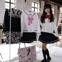 Lucy Pop brings Japanese uniform culture to Taipei IN Style